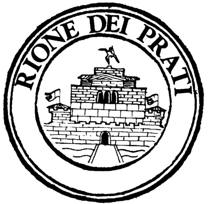 Rome_rione_XXII_prati_logo